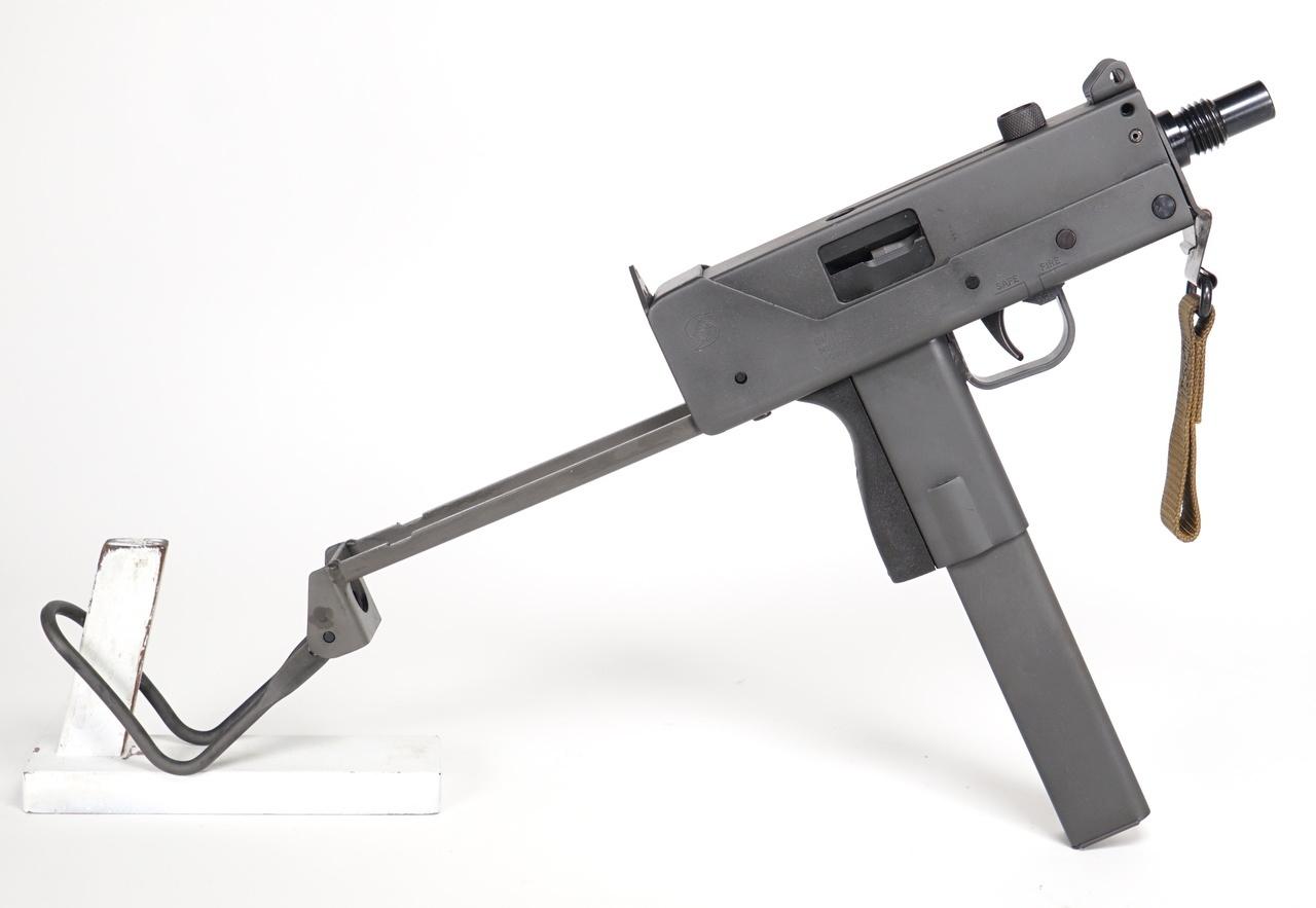 MAC-10 9MM SUB MACHINE GUN   Savage Arms