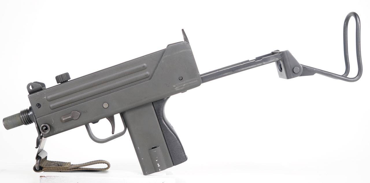 MAC-10 IN .45 ACP SUB MACHINE GUN   Savage Arms