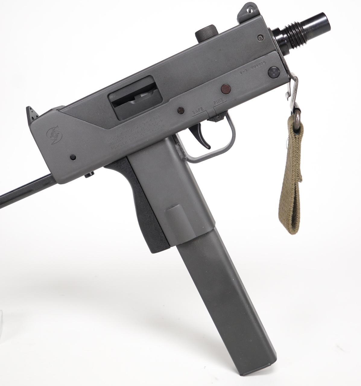 MAC-10 INGRAM 9MM SUB MACHINE GUN   Savage Arms